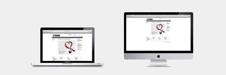 Kava - Website realisatie - Communicatie en reclamebureau 2design Roeselare - Grafisch ontwerp, webdesign en apps - Webshop