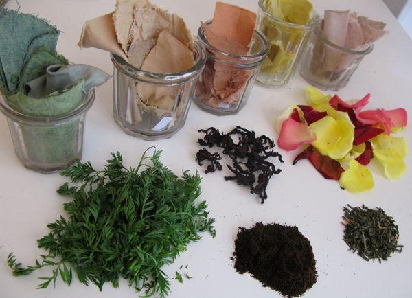 FabLab : machine à teinture végétale