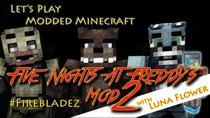 Let's Play Minecraft Maps, Five Nights at Freddy's 2