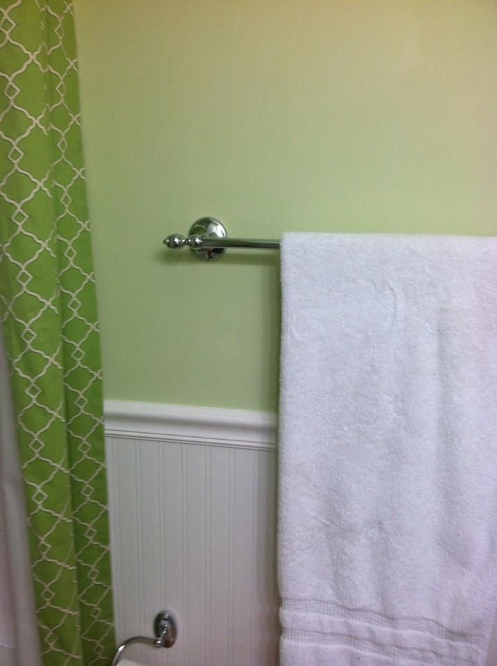 My Bathroom remodel: Wall Colors