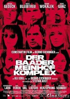 http://www.portal-cinema.com/2009/01/critica-o-complexo-de-baader-meinhof.html Nos anos 70, a Alemanha é assolada por atentados à bomba. As ameaças terroristas abalam os fundamentos de uma democracia ainda frágil. Andreas Baader, Ulrike Meinhof e Gudrun Ensslin são os líderes de uma nova geração radical que entra em guerra com o que considera a nova face do fascismo: o imperialismo americano.