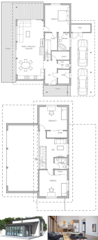 7 best Four Square Floor Plans images on Pinterest Square floor