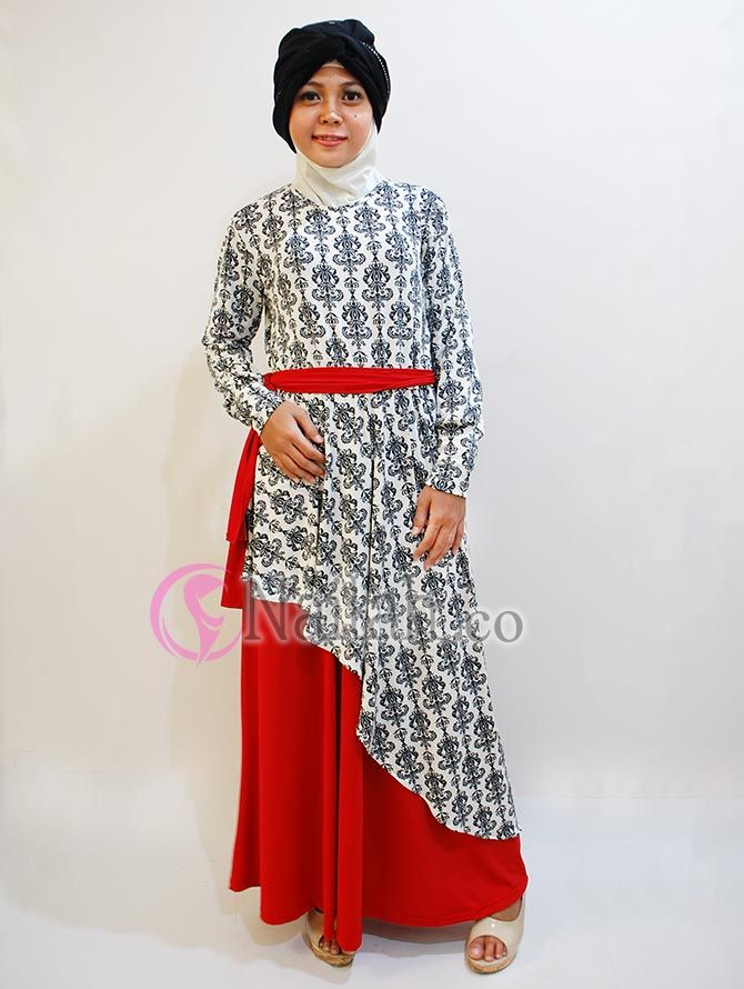 Gamis Bahan Jersey  Order: Hp: 081315351727 BB: 748A8C99