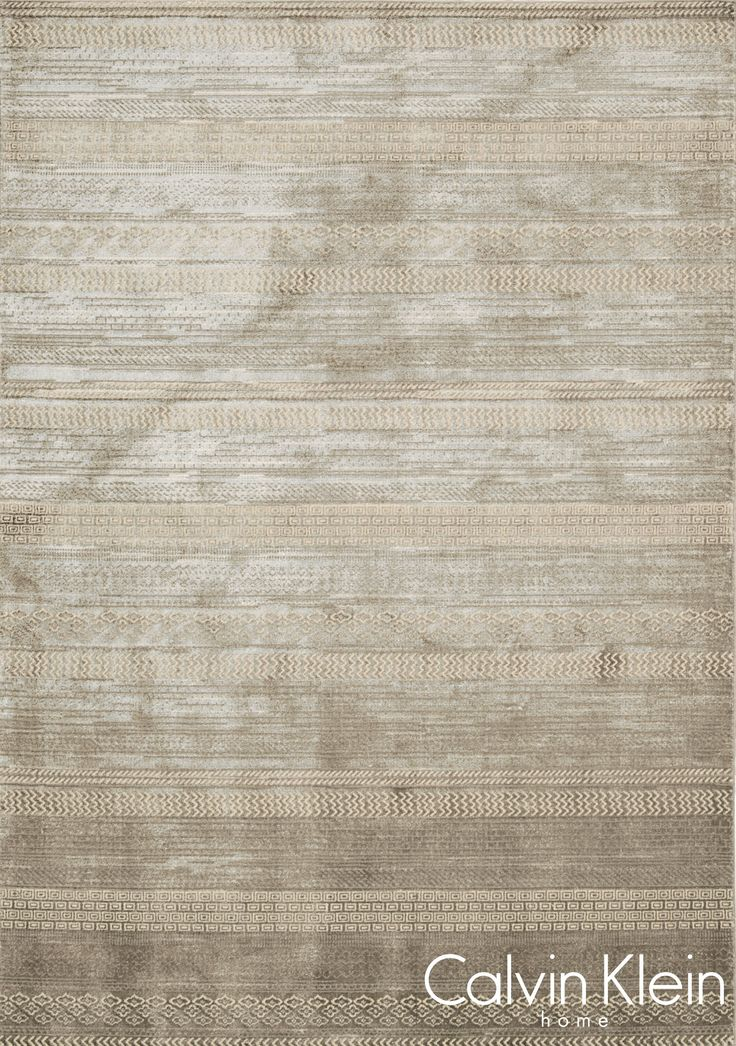 Dolmi Rug From The Maya Collection Of Calvin Klein Home Made Of New Zealand Wool And High Performance Luxcelle Fibers Rugs Nourison Area Rugs