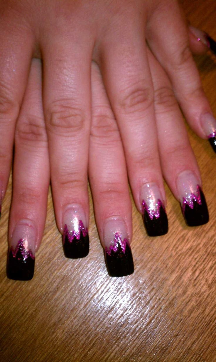 25 best Health & Nails images on Pinterest | French nails, Nail art ...