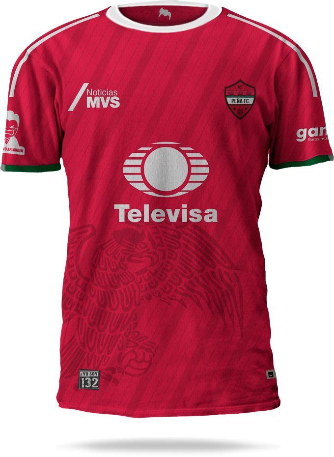 La Grilla MX, los uniformes de futbol de la clase política