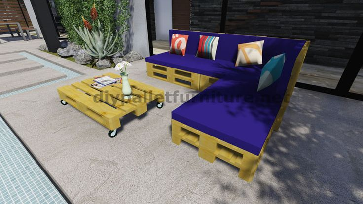 Oltre 25 fantastiche idee su mobili da giardino pallet su for Come costruire un mazzo di portico anteriore