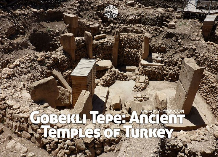 Gobekli Tepe: Ancient Temples of Turkey - @psyminds17