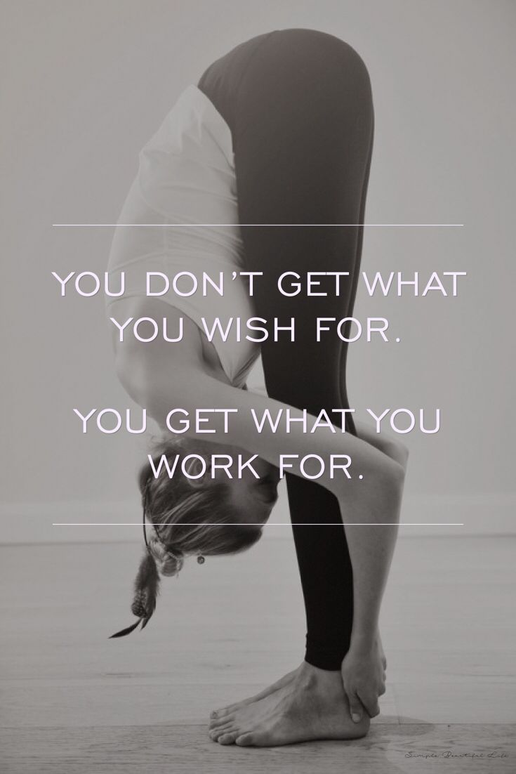 You get what you work for quote Sports & Outdoors - Sports & Fitness - Yoga Equipment - Clothing - Women - Pants - yoga fitness - http://amzn.to/2k0et0A
