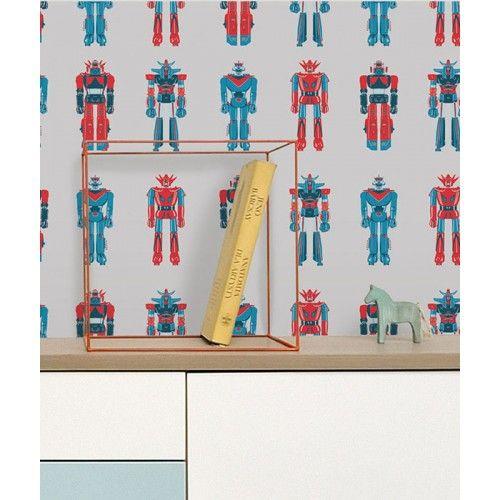 Wallpaper #Robots by White Fox