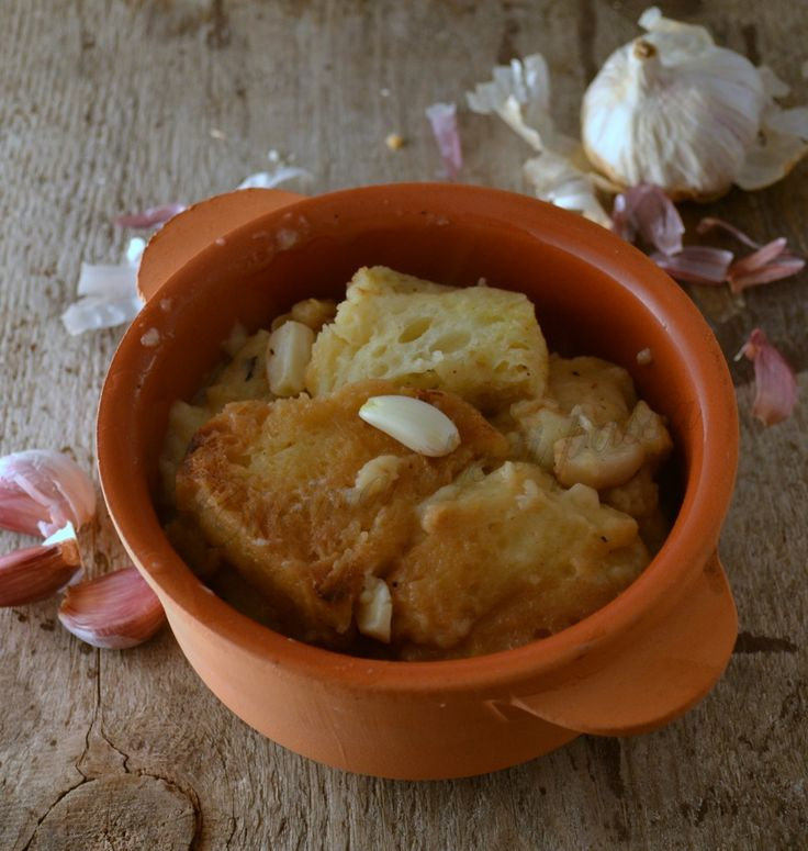 zuppa di pane all'aglio (20)