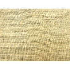 54 Inches Wide. Natural Burlap (SOLD BY THE YARD) SALE ITEM