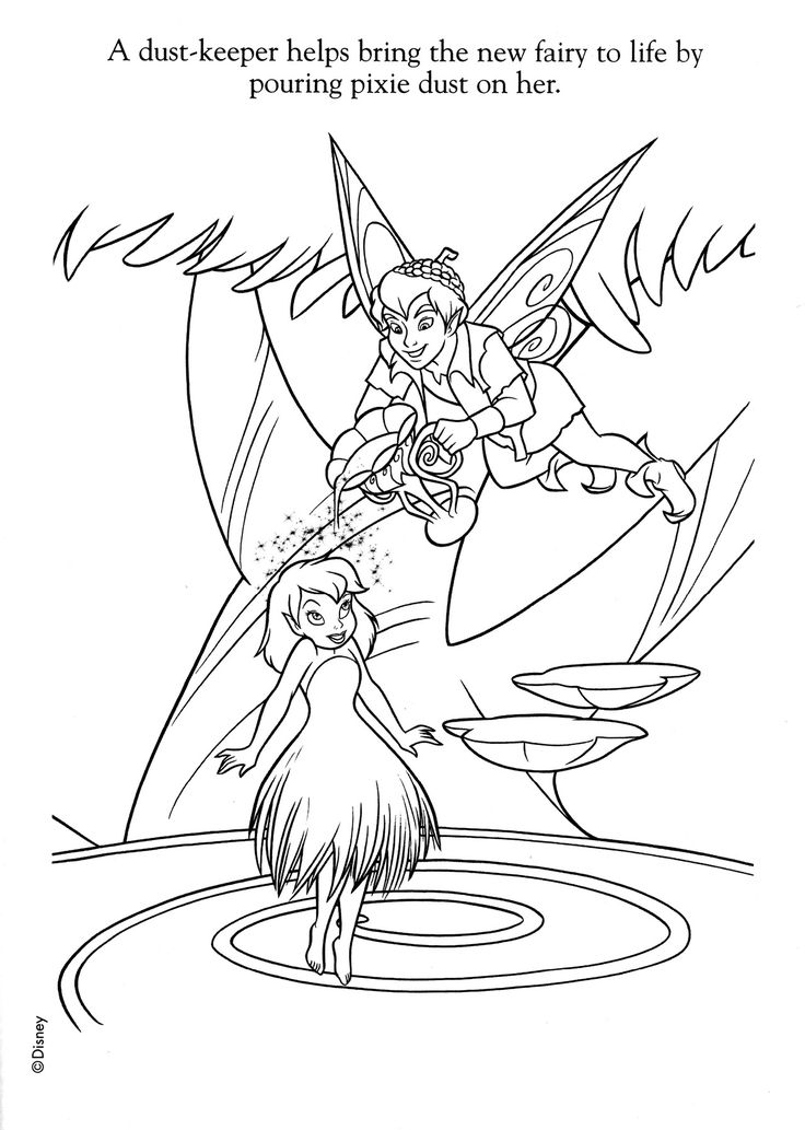 disney fairies coloring pages fawn doberman | Best 25+ Coloriage fée clochette ideas on Pinterest ...