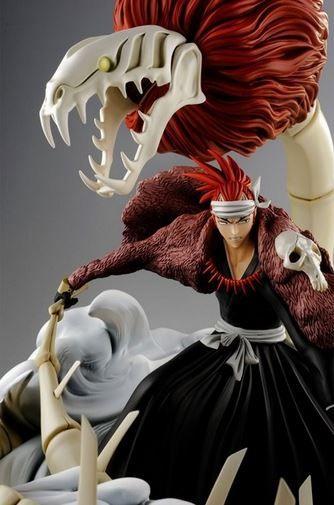 Figurine #RenjiArabai - Série limitée - Gamme HQS - #TsumeArt - #Bleach