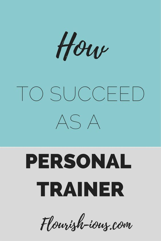 13 best personal training business images on pinterest work outs becoming a personal trainer is the easy part succeeding as a personal trainer is the fandeluxe Image collections