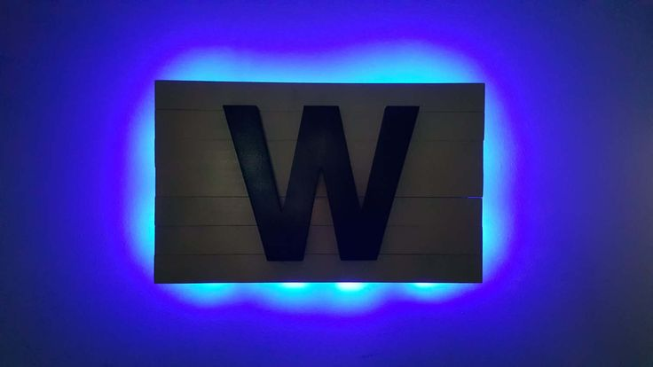 Light Up W Flag Chicago Cubs Win Flag (Battery Operated) by ChicagoLandCrafts on Etsy https://www.etsy.com/listing/503192908/light-up-w-flag-chicago-cubs-win-flag