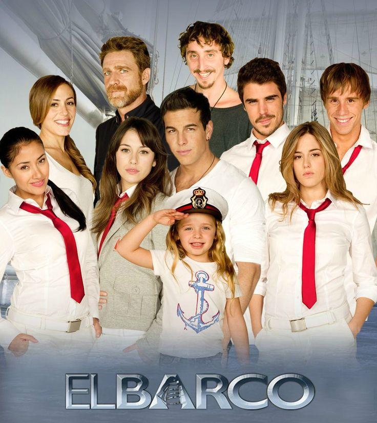 2011 - 2013 El Barco (Serie TV) con Patricia Arbués