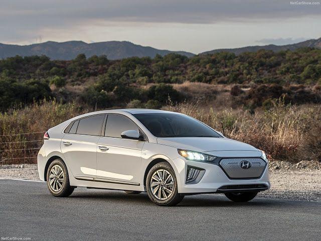 2021 Hyundai Ioniq Electric Hyundai Ioniq Electric Newcar Hyundai Automobile Technology Electricity
