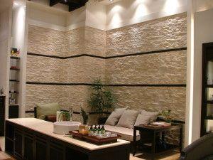 Wohnwand design stein  Die besten 25+ Wandverkleidung stein Ideen nur auf Pinterest ...