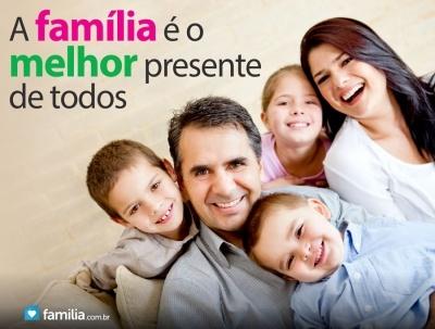 Familia.com.br | Como o amor ajuda a manter sua família unida #Uniao #Familia