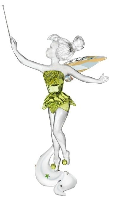 Swarovski Disney Tinkerbell.  Swarovski Crystal Figurine.