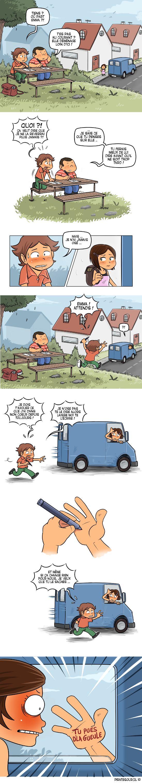 PirateSourcil: Une histoire de déménagement