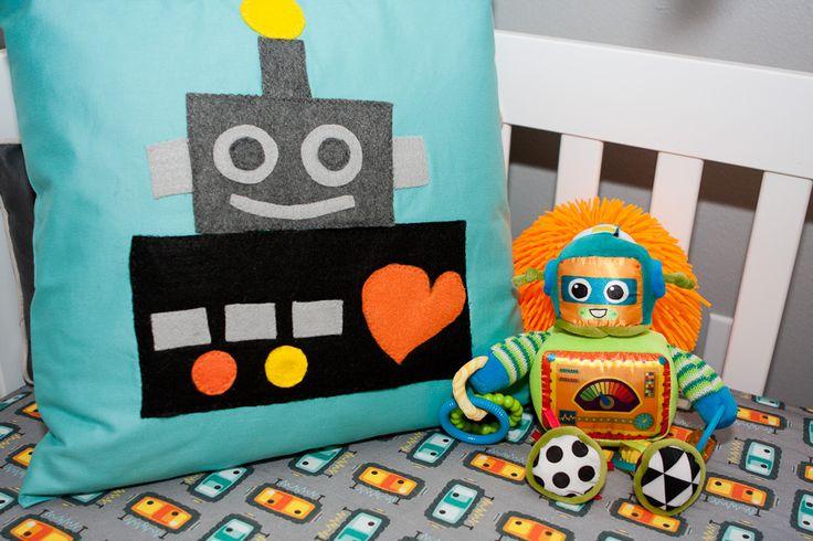 Robot Nursery   Project Nursery
