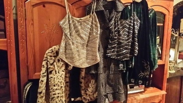 As shown in picturel. Prices on tequest. Sizes 14-16Plus 5 bags for sale. All 5 bsgs for R1000 or R250 per bag. Excellent vlue for money. Resellers welcome. Sizes as above.