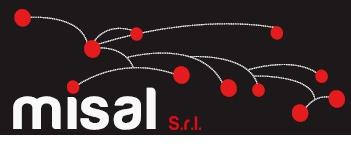 MISAL: web site - brochure aziendale - gadget