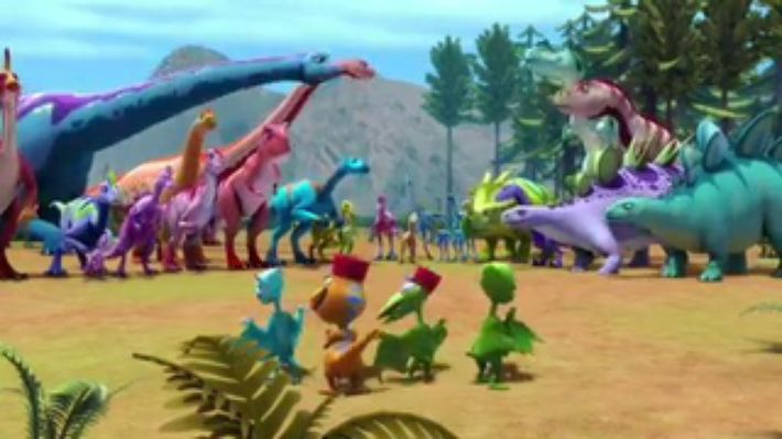 In this full episode video of Dinosaur Train, and Part 4 ...