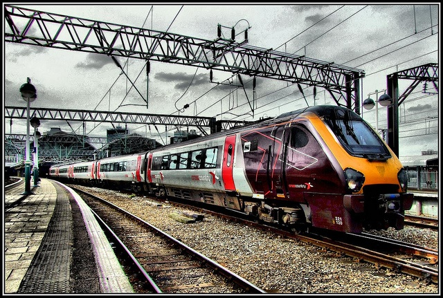 Class 221 'Super Voyager', 221130, Cross Country Trains. by PRA Images, via Flickr