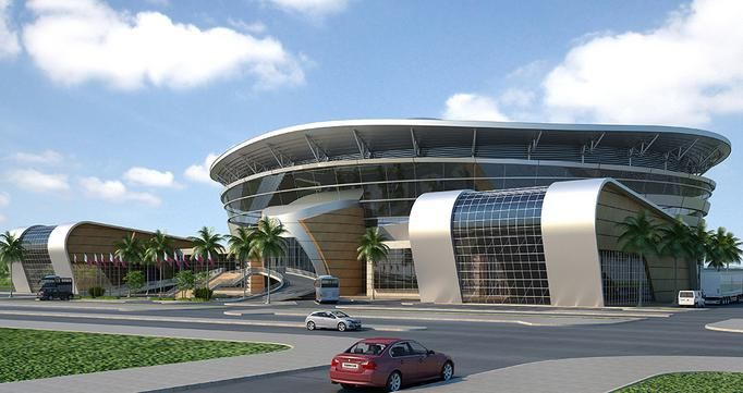 sports centre building - Google Search