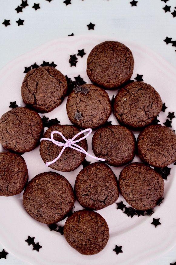 Einfache und schnelle Nutella Kekse für Weihnachten von FraeuleinSelbstgemacht.de(Favorite Pins)