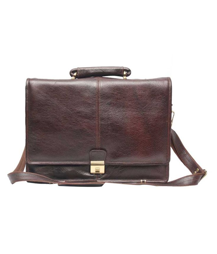 Loved it: Comfort Brown Leather 16 inch Laptop Messenger Bags, http://www.snapdeal.com/product/comfort-brown-leather-16-inch/1776906868