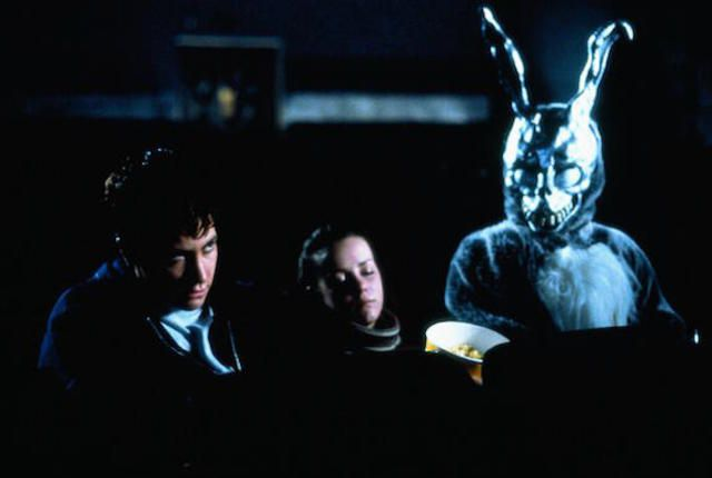 When many of us first met Jake Gyllenhaal, he was taking orders from a rabbit named Frank.  18 Straightforward Facts About 'Donnie Darko' | Mental Floss