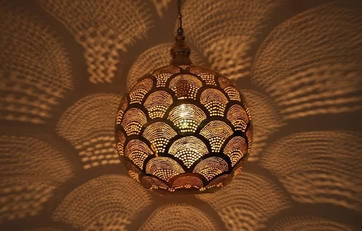 E Kenoz - Moroccan Ceiling Light Fixture - Pendant Lamp, $250.00 (http://www.ekenoz.com/moroccan-lighting/moroccan-lanterns/moroccan-ceiling-light-fixture-pendant-lamp/)