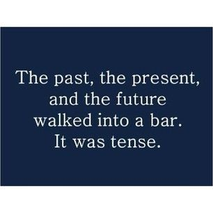 This classic bar joke: | 19 Things You'll Only Find Funny If You're A Grammar Nerd