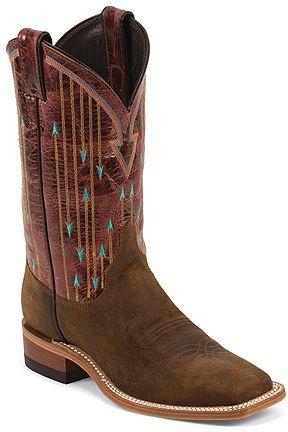 Justin Boots Bent Rail®