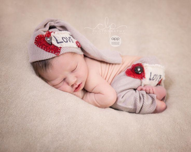 Newborn Boy - It must be love