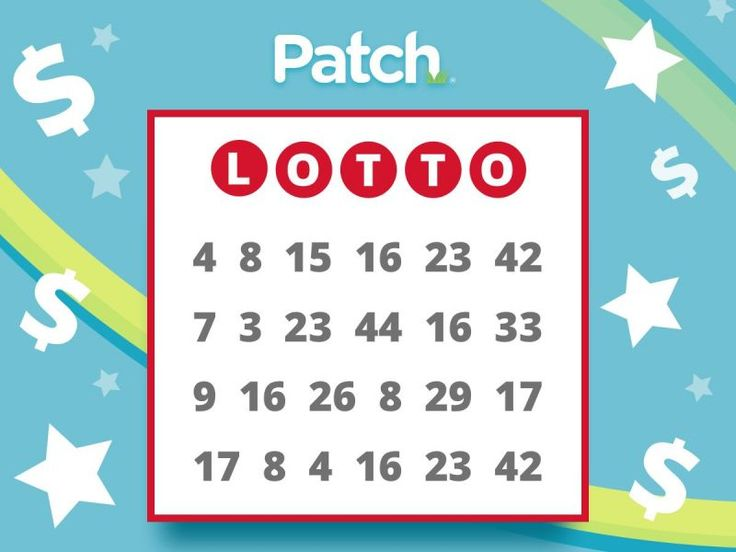 Powerball Super Lotto No Winners Who's Playing for $80 Mil on Wednesday - Patch.com