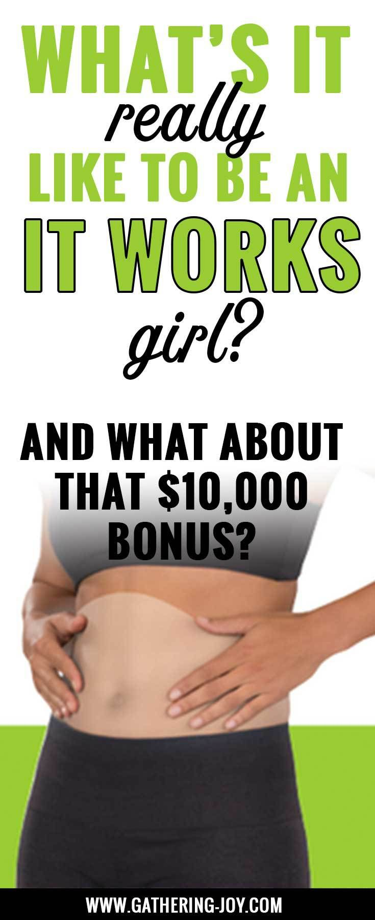 Can you really make money with It Works? I talked with 2 distributors about their products and business and what it takes to make money in network marketing.