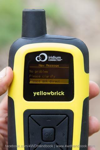 Yellowbrick Tracker – Why Not?