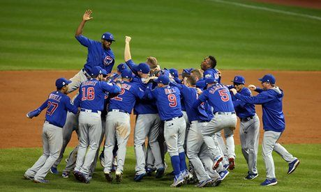 The most famous drought in US sports is over. The Chicago Cubs are World Series champions for the first time since 1908