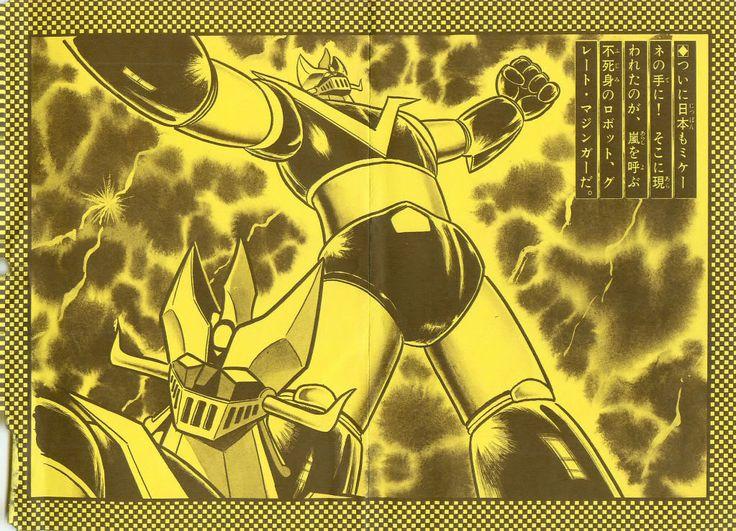 Great Mazinger • 05