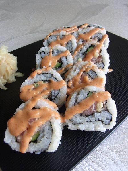 スパイシーツナロール寿司❤ by Silver Spoonさん / レシピサイト「Nadia/ナディア」/プロの料理を無料で検索