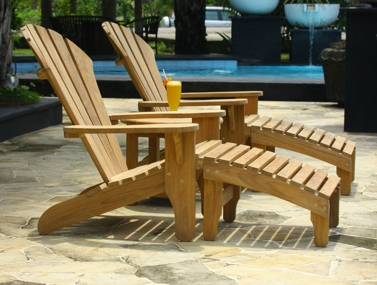 78 Best Images About Douglas Nance Teak Adirondack Chairs On Pinterest Teak For The And Furniture
