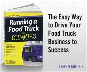 While not a travel-trailer, I do like to follow the Food Truck Revolution. Running a Food Truck for Dummies