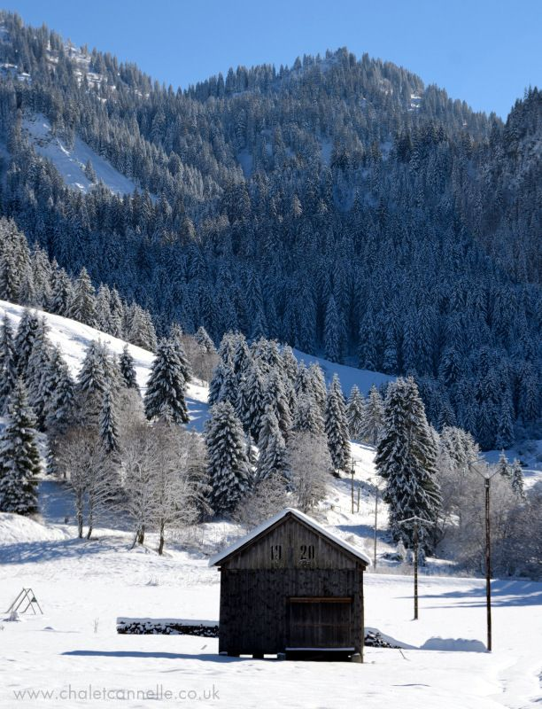 The Abondance valley is still  traditional alpine village and 1st generation ski resort. The blend of the traditional farming village with an amazing tourist destination is unique and beautiful.