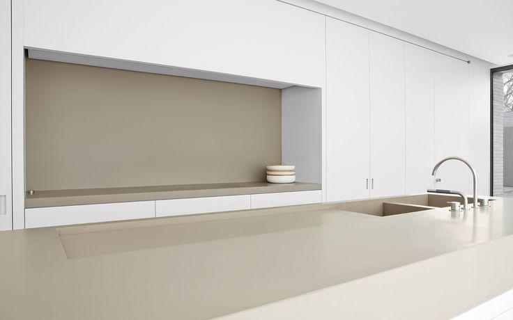 project 16 - WILFRA | Interieurinrichting | Waregem | Design keuken | Inrichting interieur | Maatwerk