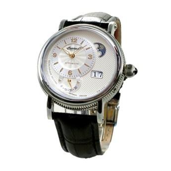 Reloj Automatico Ingersoll Roosevelt Cuero Negro  http://www.tutunca.es/reloj-automatico-ingersoll-roosevelt-cuero-negro